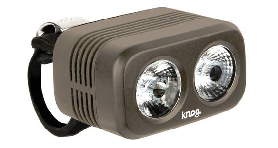 Knog Blinder Road 400 Frontlicht weiße LED pewter